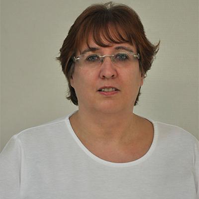 Arzthelferin Simone Schewe
